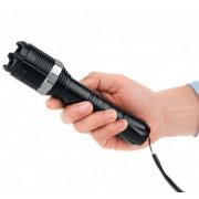 Электрошокер-фонарик оса-8810